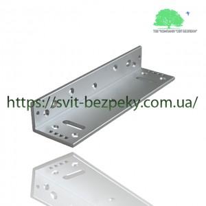 Кронштейн L-образный для электромагнитного замка Trinix К-500L