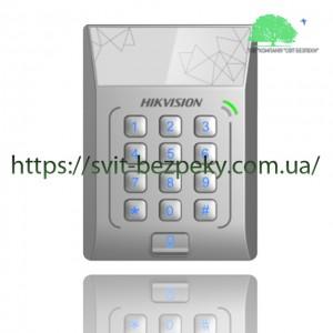 Терминал контроля доступа Hikvision DS-K1T801M