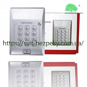 Терминал контроля доступа Hikvision DS-K1T801E