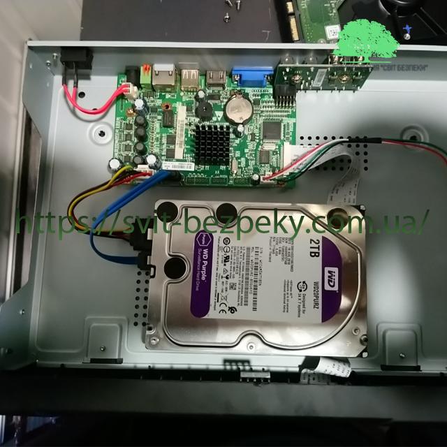 Техническое сопровождение и ремонт систем видеонаблюдения