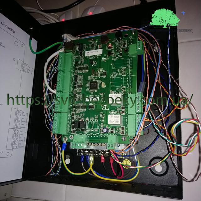 Техническое сопровождение и ремонт систем контроля и управления доступом