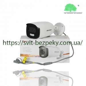 2Мп ColorVu HDTVI видеокамера Hikvision DS-2CE12DFT-F 3.6мм
