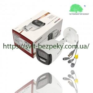 5Мп ColorVu HDTVI видеокамера Hikvision DS-2CE12HFT-F 3.6мм