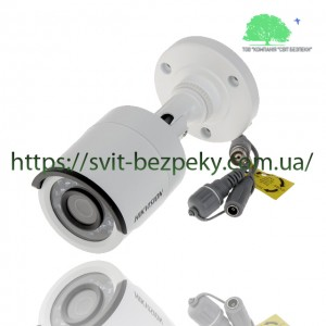 1Мп HDTVI видеокамера Hikvision DS-2CE16C0T-IRF 3.6мм