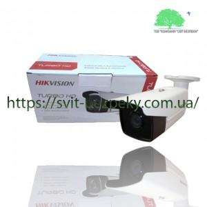 1Мп HDTVI видеокамера Hikvision DS-2CE16C0T-IT3F 3.6мм