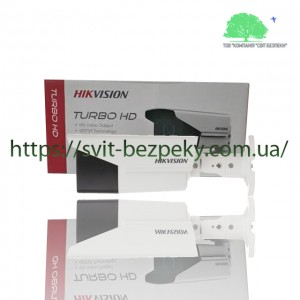 2Мп моторизированная HDTVI видеокамера Hikvision DS-2CE19D3T-IT3ZF 2.7-13.5мм