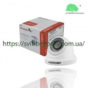 1Мп HDTVI видеокамера Hikvision DS-2CE56C0T-IRPF 3.6мм
