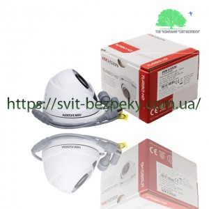1Мп HDTVI видеокамера Hikvision DS-2CE56C0T-IRMF 2.8мм