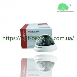 2Мп HDTVI видеокамера Hikvision DS-2CE56D0T-IRMMF 2.8мм