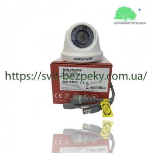 2Мп HDTVI видеокамера Hikvision DS-2CE56D0T-IRPF 2.8мм