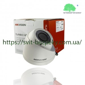 2Мп вариофокальная HDTVI видеокамера Hikvision DS-2CE56D0T-VFIR3E 2.8-12мм