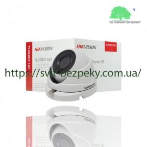2Мп HDTVI видеокамера Hikvision DS-2CE56D8T-ITMF 2.8мм