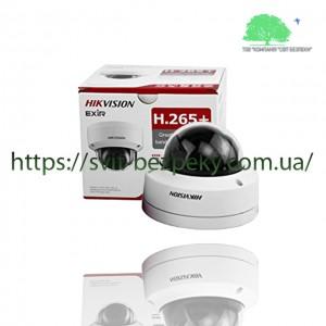 2Мп IP видеокамера Hikvision DS-2CD2121G0-I 2.8мм