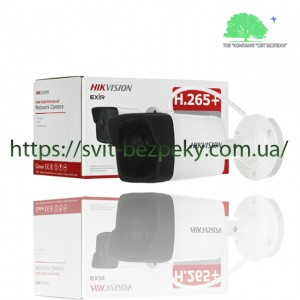 4Мп IP видеокамера Hikvision DS-2CD1043G0-I 2.8мм