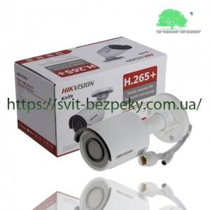 4Мп IP видеокамера Hikvision DS-2CD2043G0-I 4мм