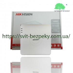 8-канальный IP видеорегистратор Hikvision DS-7108NI-Q1