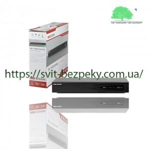 8-канальный IP видеорегистратор Hikvision DS-7608NI-K1(B)