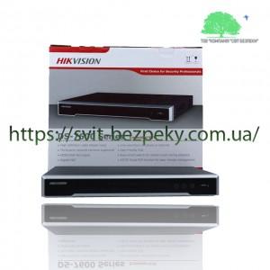 8-канальный IP видеорегистратор Hikvision DS-7608NI-K2