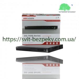 8-канальный IP видеорегистратор Hikvision DS-7608NI-Q1/8P