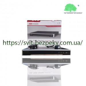 8-канальный IP видеорегистратор Hikvision DS-7608NI-Q2/8P