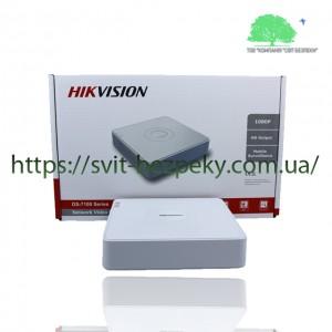 8-канальный HDTVI видеорегистратор Hikvision DS-7108HQHI-K1