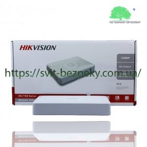 16-канальный HDTVI видеорегистратор Hikvision DS-7116HQHI-K1