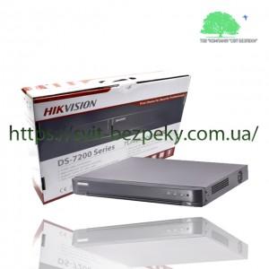 8-канальный HDTVI видеорегистратор Hikvision DS-7208HQHI-K2