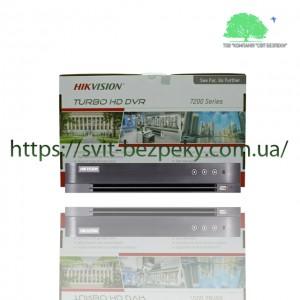 8-канальный ACUSENSE HDTVI видеорегистратор Hikvision  iDS-7208HQHI-K1/4S