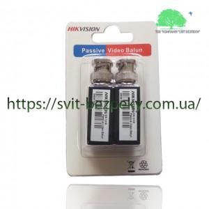 Пассивные приемник и передатчик Hikvision DS-1H18