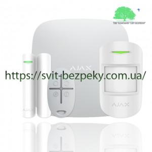 Стартовый набор охранной сигнализации Ajax StarterKit white