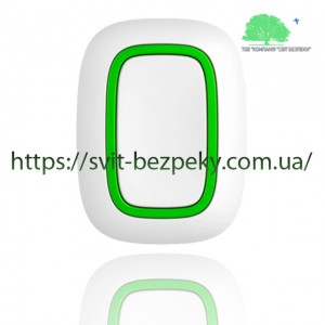 Смарт-кнопка Ajax Button white