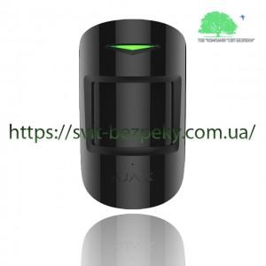 Комбинированный датчик Ajax CombiProtect black