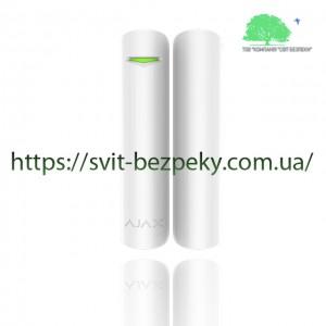 Датчик открытия Ajax DoorProtect Plus white