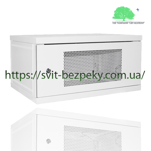 6U серверный шкаф IPCOM СН-6U-06-06-ДП