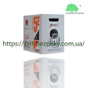 "Кабель ""витая пара"" TriniX FTP cat. 5E 4x2x0.5 Cu PVC (305m)"