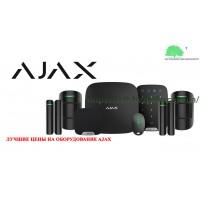Бесплатный монтаж оборудования AJAX