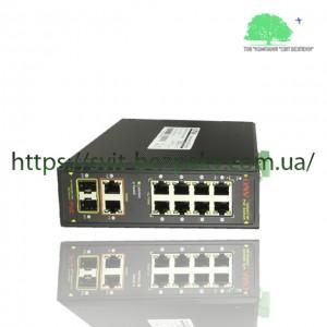 8x портовый PoE коммутатор ONV ONV-IPS31108PFB
