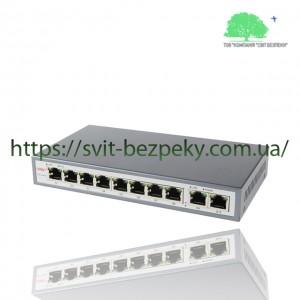 8x портовый PoE коммутатор ONV ONV-POE33108P