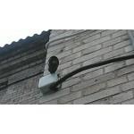 Монтаж системи відеоспостереження та контролю доступу на Південній залізниці в м. Лиман