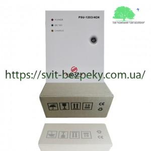 3А блок бесперебойного питания Kraft PSU-1203/4CH