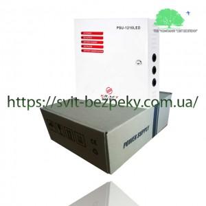10А блок бесперебойного питания Kraft PSU-1210LED