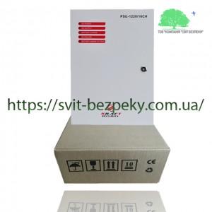 20А блок бесперебойного питания Kraft PSU-1220/16CH