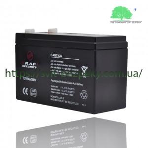Аккумуляторная свинцово-кислотная батарея Kraft 12V 7Ah