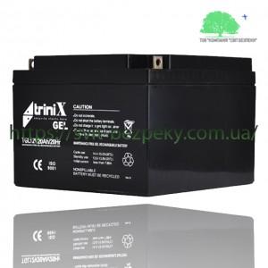 Аккумуляторная гелевая батарея TriniX Gel 12V 20Ah