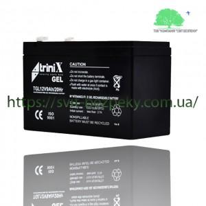Аккумуляторная гелевая батарея TriniX Gel 12V 9Ah