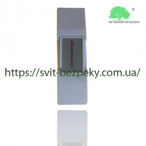 Накладная пластиковая кнопка выхода TriniX ART-479