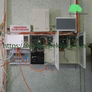 Монтажные работы системы пожарной сигнализации